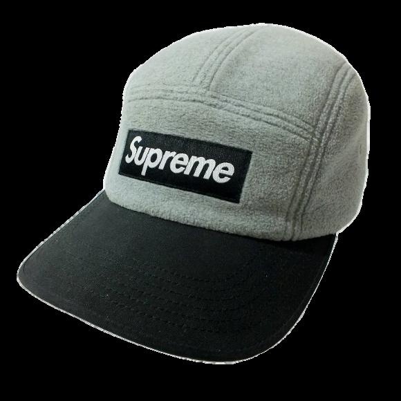 買取実績8/New Era Supreme/キャップ