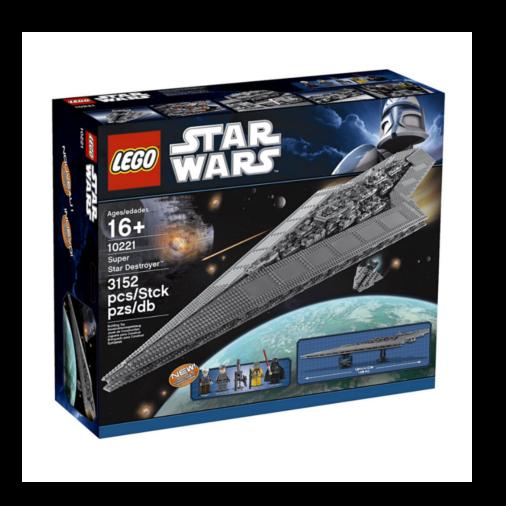 買取実績5/LEGO/スターウォーズ