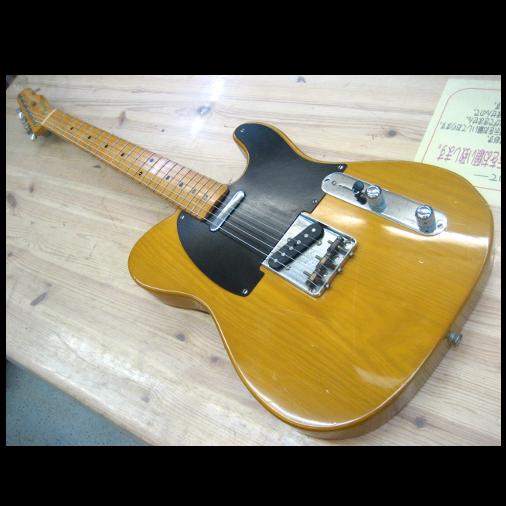 買取実績1/Fender japan/テレキャスター