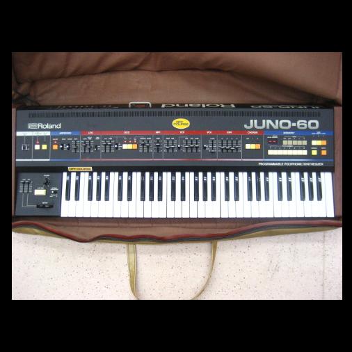買取実績5/Roland/JUNO-60