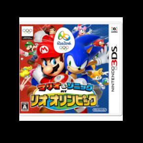 3DSソフト リオオリンピック